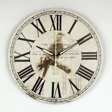 Decorative Wall Clock Online Get Cheap Wall Clock Numbers Aliexpress Com Alibaba Group