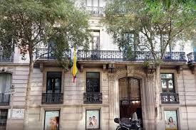 consolato colombiano los dos hombres fueron capturados en espa祓a colombia