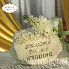 wedding signing stones online get cheap wedding signing stones aliexpress alibaba