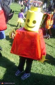Kids Lego Halloween Costume 9 Lego Man Costume Benny Images