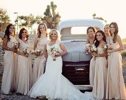 bridesmaids dress ivory bridesmaid etsy