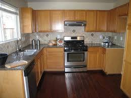 Hardwood Floors In Kitchen Kitchen Hardwood Floor In The Kitchen Contemporary On Kitchen