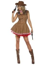 Halloween Costumes Cowgirl Woman Wild West Cowgirl Costume Brings Unexpected