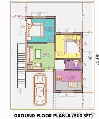 500 Sq Ft Floor Plans 500 Sq Ft House Plans Chennai Amazing House Plans
