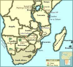 africa map kalahari southern africa map pictures