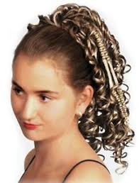 corkscrew hair 18 spiral corkscrew curls curly hair hairdo hairpiece