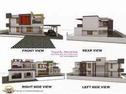 house plans with rear view house plan with rear view extraordinary home plans for lots