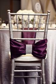 chair bows best 25 wedding chair bows ideas on chair bows