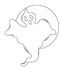 ghost coloring pages print coloringstar