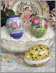 paper mache egg easter shop floral paper mache egg boxes d