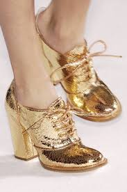 wedding shoes gold color gold wedding chic and fashionable wedding shoes 798509 weddbook