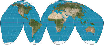 globe earth maps which is the best map projection