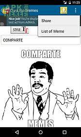 Creator Of Memes - memes creator generator for android free download at apk here