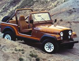 jeep cj golden eagle 1977 jeep cj 7 information and photos momentcar