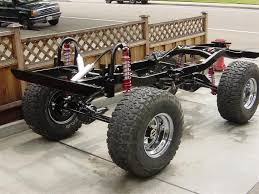Old Ford Truck Diesel Conversion - coil over conversion on f 350 4x4 ford truck enthusiasts forums