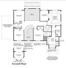 2nd Floor Addition Plans Trotters Glen The Duncan Home Design