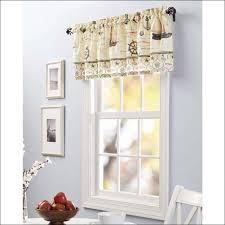 Gray Kitchen Curtains by Kitchen Black Window Curtains Small Kitchen Curtains Light