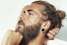types of ponytails for men 20 man buns that will ruin you for short haired guys