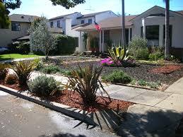 drought tolerant landscape design front yard u2014 home ideas