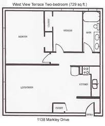 Floor Plans With Dimensions by Architecture Apartment Dimensions Apartment Dimensions App