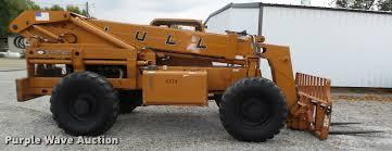 lull 844c 42 highlander telehandler item l4049 sold oct