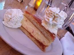 pineapple upside down cake cheesecake aka heaven on a plate