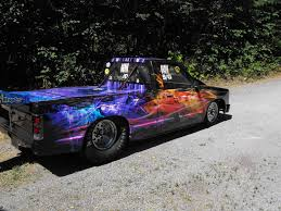 cool wrapped cars wrapjax com chevy s 10 dragster wrap cool cars pinterest