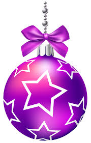 High Quality Christmas Decorations Purple Christmas Balls Png Clip Art Best Web Clipart