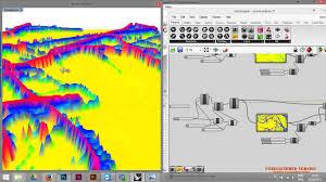 Sound Map Sound Mapping Grasshopper Day Night Youtube