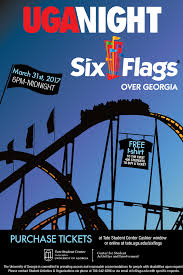 Weather In Six Flags Uga Involvement On Twitter