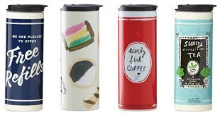 New York travel cups images Kate spade new york all in good taste travel tumbler jpg