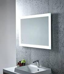 led bathroom mirrors uk appear led backlit illuminated mirror tavistock bathrooms led