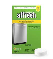 dishwasher cleaner tablets 6 count affresh
