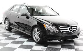 mercedes e class 350 amg 2016 used mercedes certified e350 4matic amg sport awd