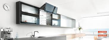 Cabinet Door Lift Systems Aventos Hf Bi Fold Lift System Dreamline Cabinets