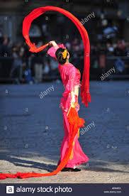 ribbon dancer ribbon dancer 05 new year stock photo 15979549 alamy