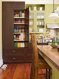 kitchen cabinets pantry ideas kitchen pantry design ideas better homes and gardens