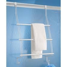 Interdesign Bathroom Accessories by Interdesign Classico Over The Door Towel Rack Walmart Com