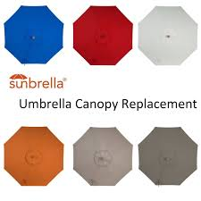 Sunbrella Patio Umbrella Replacement Canopy by Amazon Com Amauri Outdoor Living The Market Collection Universal