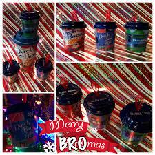my mini dutch bros christmas ornaments hand made by me skc282
