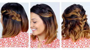 updos for chin length hair chin length hairstyles for fine hair