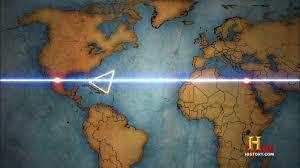 Bermuda Triangle Map Zona Del Silencio Bermuda Triangle Egyptian Pyramids