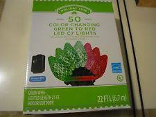ge color effects led color changing christmas lights color changing christmas lights ebay