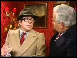 the two ronnies a seller of deaf aids youtube comedy