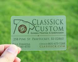 cheap cards transparent pvc cards cheap transparent business cards clear pvc card