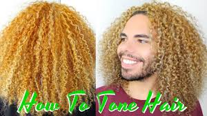 how to tone and get rid of brassy curly hair remove orange with