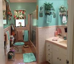 Blue white bathroom decoration using light blue paint turquoise