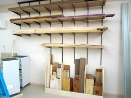 Building Wood Shelves Garage by 20 Scrap Wood Storage Holders You Can Diy Wood Storage Scrap