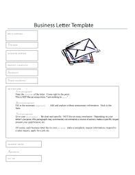 collection of solutions example of a formal business letter format