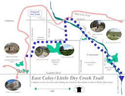 Rtd Map Centennial Link Trail South Suburban Park Foundation